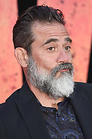 """Jeffrey Dean Morgan<br /> arriving for the """"Rampage"""" premiere at the Cineworld Empire Leicester Square, London<br /> <br /> ©Ash Knotek  D3395  11/04/2018"""