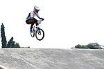 Yoshitaku Nagasako (JPN), <br /> AUGUST 25, 2018 - Cycling - BMX : <br /> Men's BMX Race Race Seeding Run <br /> at Pulo Mas International BMX Center <br /> during the 2018 Jakarta Palembang Asian Games <br /> in Jakarta, Indonesia. <br /> (Photo by Naoki Morita/AFLO SPORT)