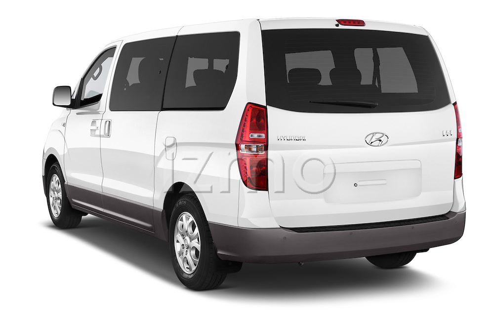 2015 Hyundai H 1 People Executive 5 Door Passenger Van Angular Rear
