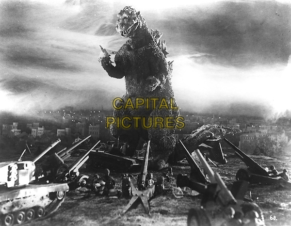 SCENE<br /> in Godzilla (1954) <br /> (Gojira)<br /> *Filmstill - Editorial Use Only*<br /> CAP/NFS<br /> Image supplied by Capital Pictures