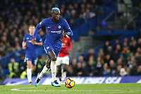 Tiemoue Bakayoko  of Chelsea in actionduring Chelsea vs Manchester United, Premier League Football at Stamford Bridge on 5th November 2017