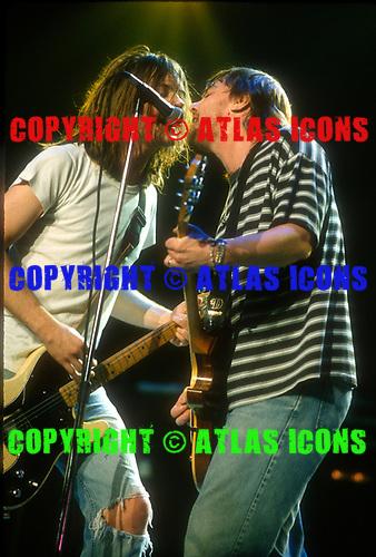Soul Asylum; 1996; Live<br /> Photo Credit: Eddie Malluk/Atlas Icons.com