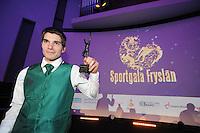 sPORT: HEERENVEEN: Trinitas, 30-01-2013, Sportgala Fryslân, Oane Galama (Fryske Sporter), ©foto Martin de Jong