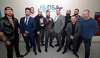 5 Star Wrestling Media Conference - Sheffield 2018