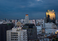 Bangkok Skyline and Architecture, Thailand