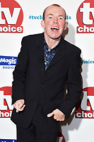 LONDON, UK. September 10, 2018: Lee Ridley at the TV Choice Awards 2018 at the Dorchester Hotel, London.<br /> Picture: Steve Vas/Featureflash