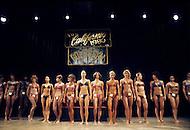 Los Angeles, 1980. California Women's Bodybuilding Championship.