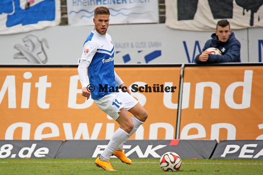 Tobias Kempe (SV 98) - SV Darmstadt 98 vs. SpVgg. Greuther Fuerth, Stadion am Boellenfalltor