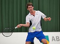 18-01-14,Netherlands, Rotterdam,  TC Victoria, Wildcard Tournament,   Ton Smit (NED)<br /> Photo: Henk Koster
