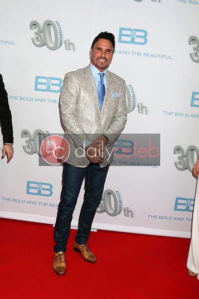 """Don Diamont<br /> at the """"The Bold and The Beautiful"""" 30th Anniversary Party, Clifton's Downtown, Los Angeles, CA 03-18-17<br /> David Edwards/DailyCeleb.com 818-249-4998"""