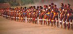 Wrestlers, Upper Xingu River, Matogrosso,  Brazil
