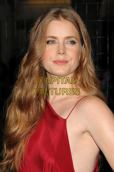 "Amy Adams.""Trouble With The Curve"" Los Angeles Premiere held at the Regency Village Theatre, Westwood, California, USA..September 19th, 2012.headshot portrait red  .CAP/ADM/BP.©Byron Purvis/AdMedia/Capital Pictures."