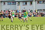 Austin Stacks' v South Kerry's  in the Garvey's Supervalu Senior County Football Championship Round 2A at Connolly Park on Saturday.
