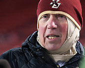 Jerry York (BC - Head Coach) - The Boston College Eagles defeated the Providence College Friars 3-1 (EN) on Sunday, January 8, 2017, at Fenway Park in Boston, Massachusetts.The Boston College Eagles defeated the Providence College Friars 3-1 (EN) on Sunday, January 8, 2017, at Fenway Park.