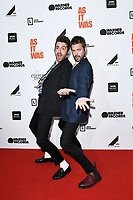 LONDON, ENGLAND - JUNE 6: Miles Kane and Tom Meighan attending the premiere of 'Liam Gallagher: As It Was' at Alexandra Palace on June 6, 2019 in London, England.<br /> CAP/MAR<br /> ©MAR/Capital Pictures