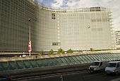 Outside the EU Commission.