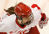 Mary Parker (BU - 15) - The Boston College Eagles defeated the Boston University Terriers 3-2 in the first round of the Beanpot on Monday, January 31, 2017, at Matthews Arena in Boston, Massachusetts.