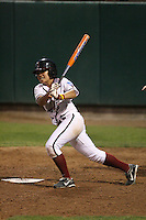 25 October 2007: Stanford Cardinal Tricia Aggabao during Stanford's 5-4 loss in seven innings against the San Jose State Spartans at Boyd & Jill Smith Family Stadium in Stanford, CA.
