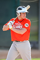 January 16, 2010:  Mathew (Matt) Anziano (Beichertown, MA) of the Baseball Factory Florida Team during the 2010 Under Armour Pre-Season All-America Tournament at Kino Sports Complex in Tucson, AZ.  Photo By Mike Janes/Four Seam Images