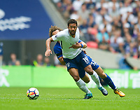 Tottenham's Mousa Dembele  during the Premier League match between Tottenham Hotspur and Chelsea at Wembley Stadium, London, England on 20 August 2017. Photo by Andrew Aleksiejczuk / PRiME Media Images.