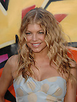 Fergie at the Teen Choice Awards 07 arrivals held at the Gibson Amphitheatre Universal City, Ca. August 26, 2007. Fitzroy Barrett