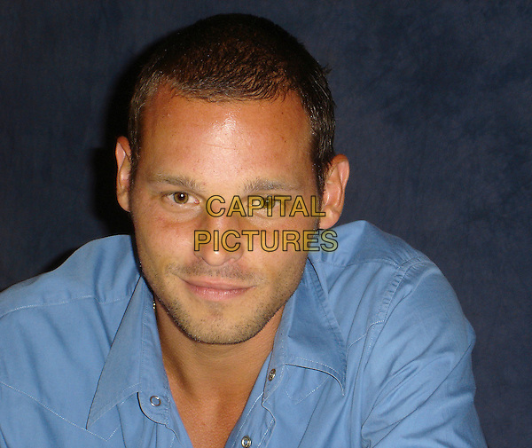 "JUSTIN CHAMBERS                     .Photocall for ""Grey's Anatomy"" held at the Grand Trianon room of the Regent Beverly Wilshire, USA..August 18th, 2006.Ref: AW.headshot portrait.www.capitalpictures.com.sales@capitalpictures.com.©Anita Weber/Capital Pictures."
