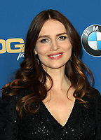 03 February 2018 - Los Angeles, California - Saffron Burrows. 70th Annual DGA Awards Arrivals held at the Beverly Hilton Hotel in Beverly Hills. <br /> CAP/ADM<br /> &copy;ADM/Capital Pictures