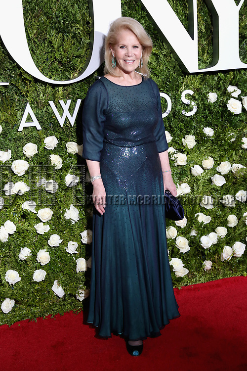 NEW YORK, NY - JUNE 11:  Producer Daryl Roth attends the 71st Annual Tony Awards at Radio City Music Hall on June 11, 2017 in New York City.  (Photo by Walter McBride/WireImage)