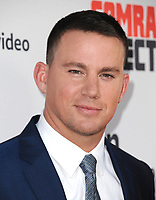 www.acepixs.com<br /> <br /> August 3 2017, LA<br /> <br /> Channing Tatum arriving at the premiere of Amazon's 'Comrade Detective' at the ArcLight Hollywood on August 3, 2017 in Hollywood, California<br /> <br /> By Line: Peter West/ACE Pictures<br /> <br /> <br /> ACE Pictures Inc<br /> Tel: 6467670430<br /> Email: info@acepixs.com<br /> www.acepixs.com