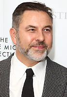 David Walliams at The George Michael Collection - VIP private view and reception at Christies, St James, London on March 12th 2019<br /> CAP/ROS<br /> &copy;ROS/Capital Pictures
