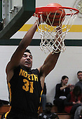 North Farmington at FH Harrison, Boys Varsity Basketball, 1/8/16