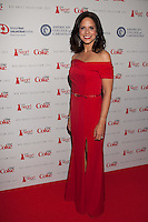 NEW YORK, NY - FEBRUARY 6: Soledad O'Brien in Black Halo Eve attends The Heart Truth Red Dress Collection 2013 Fashion Show on February 6, 2013 in New York City. © Diego Corredor/MediaPunch Inc. ... /NortePhoto