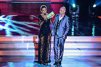 ATENCAO EDITOR: FOTO EMBARGADA PARA VEICULOS INTERNACIONAIS. - RIO DE JANEIRO, RJ,19 DE SETEMBRO 2012 - PREMIO MULTISHOW 2012- Ivete Sangalo e Paulo Gustavo apresentam a cerimonia de entrega do Premio Multishow  na noite desta terca dia 18 de setembro, no HSBC Arena, na Barra da Tijuca, zona oestedo Rio de Janeiro.(FOTO: MARCELO FONSECA / BRAZIL PHOTO PRESS).