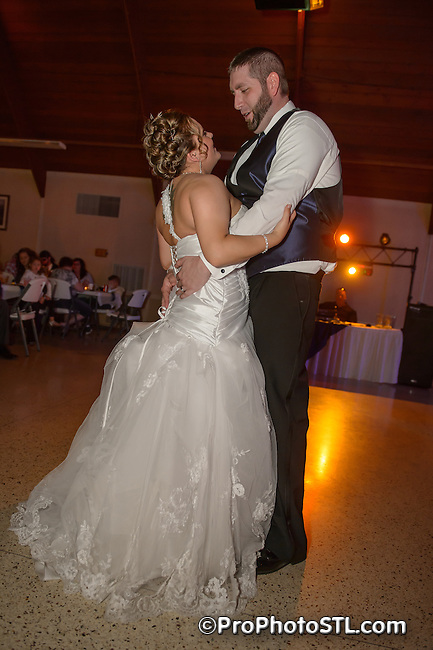 A&J wedding - reception photos