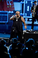MIAMI, FL - OCTOBER 8: CeeLo Green performs onstage during the Arsht Center 10th years Birthday Celebration at Adrienne Arsht Center for the Performing Arts ZIFF Ballet Opera House on October 8, 2016 in Miami, Florida. Credit: MPI10 / MediaPunch