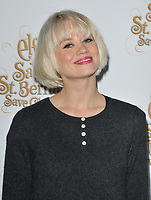 Kimberly Wyatt at the &quot;Elf Pets: Santa's St. Bernard's Save Christmas&quot; VIP screening, Picturehouse Central, Corner of Shaftesbury Avenue, London, England, UK, on Sunday 04 November 2018.<br /> CAP/CAN<br /> &copy;CAN/Capital Pictures