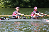Race: 9  Event: Aspirational 2x<br /> Crew: 167  Club: Devil's Elbow<br /> <br /> Henley Women's Regatta 2018<br /> Friday<br /> <br /> To purchase this photo, or to see pricing information for Prints and Downloads, click the blue 'Add to Cart' button at the top-right of the page.