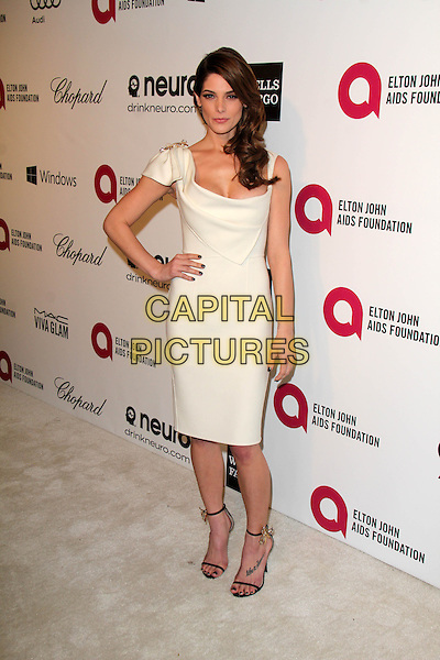 WEST HOLLYWOOD, CA - March 02: Ashley Greene at the 22nd Annual Elton John AIDS Foundation Oscar Viewing Party Arrivals, Private Location, West Hollywood,  March 02, 2014. <br /> CAP/MPI/JO<br /> &copy;JO/MPI/Capital Pictures