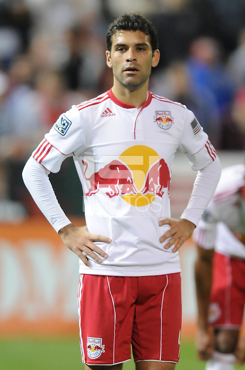 New York Red Bulls defender Rafael Marquez (4)    The New York Red Bulls defeated DC United 4-0, at RFK Stadium, Saturday April 21, 2011.