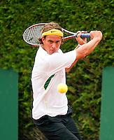17-08-11, Tennis, Amstelveen, Nationale Tennis Kampioenschappen, NTK, Peter Lucassen