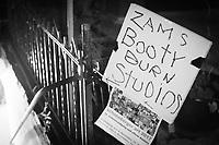 Zam's open studio