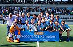 AMSTELVEEN - LAREN JA1 wint titel bij jongens A. finales A en B jeugd  Nederlands Kampioenschap.  COPYRIGHT KOEN SUYK