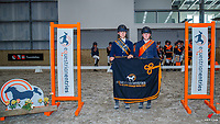 Prizegiving: 2020 NZL-Equestrian Entries NZ Youth Dressage Festival. Sunday 26 January. Copyright Photo: Libby Law Photography