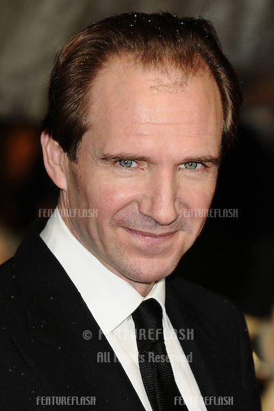 "Ralph Fiennes at the premiere for ""Great Expectations"" being shown as the closing film of the London Film Festival 2012, Odeon Leicester Square, London. 21/10/2012 Picture by: Steve Vas / Featureflash"