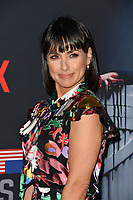 LOS ANGELES, CA. October 22, 2018: Constance Zimmer at the season 6 premiere for &quot;House of Cards&quot; at the Directors Guild Theatre.<br /> Picture: Paul Smith/Featureflash