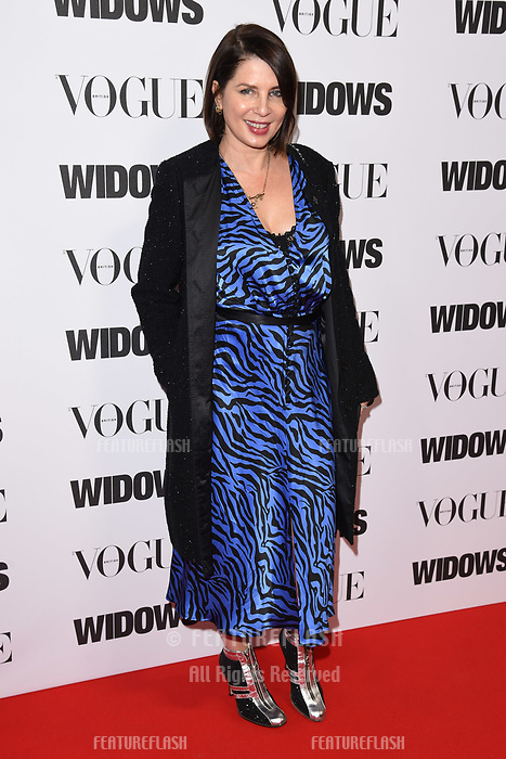 LONDON, UK. October 31, 2018: Sadie Frost at the &quot;Widows&quot; special screening in association with Vogue at the Tate Modern, London.<br /> Picture: Steve Vas/Featureflash