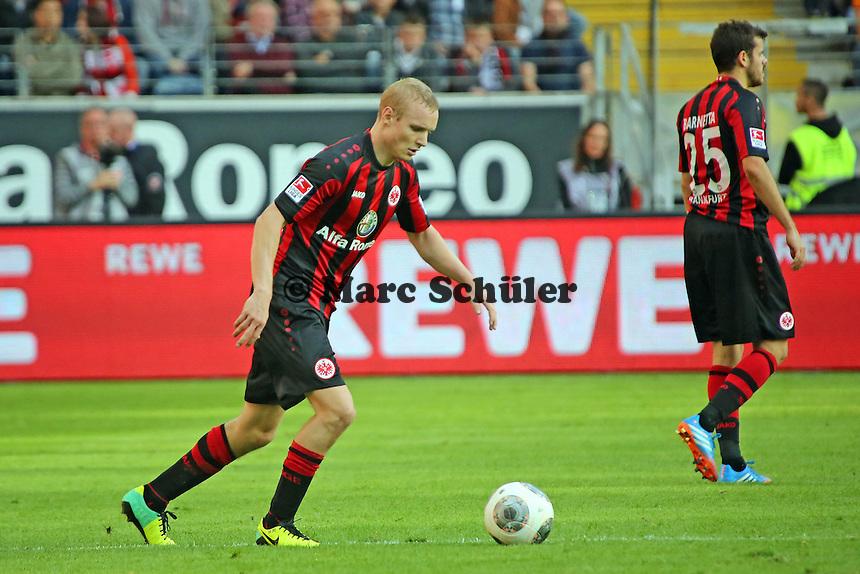 Sebastian Rode (Eintracht) - Eintracht Frankfurt vs. 1. FC Nuernberg,