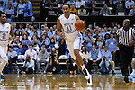 16 December 2015: North Carolina's Brice Johnson. The University of North Carolina Tar Heels hosted the Tulane University Green Wave at the Dean E. Smith Center in Chapel Hill, North Carolina in a 2015-16 NCAA Division I Men's Basketball game. UNC won the game 96-72.