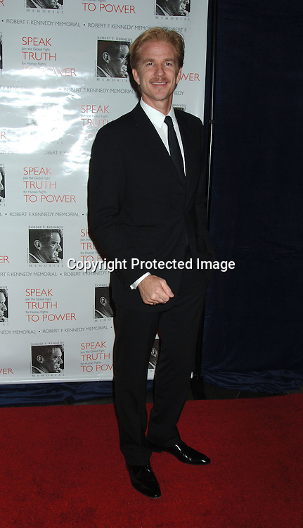 Matthew Modine..arriving at The Speak Truth To Power and RFK Memorial Benefit on October 6, 2006 at Pier Sixty at Chelsea Piers. ..Robin Platzer, Twin Images