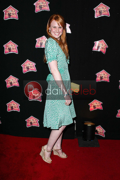 """Rebecca Johnson<br /> at the 3rd Annual """"Night With The Friends of El Faro"""" Benefit, Henry Fonda Theater, Hollywood, CA 05-13-05<br /> David Edwards/DailyCeleb.Com 818-249-4998"""